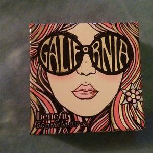 Benefit cosmetics Galifornia bronzer / blush